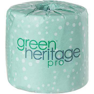 Green Heritage Pro Toilet Paper (Green Seal Certified) - Shop Salvos