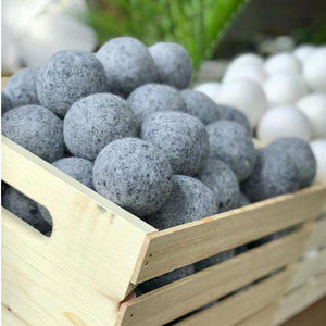 Organic Wool Dryer Balls