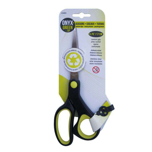 Recycled Plastic 6.75″ Scissors