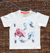 Load image into Gallery viewer, Kat•tu•ma•rum: Spot the Difference Tee (Certified Fair Trade & Organic) - Shop Salvos