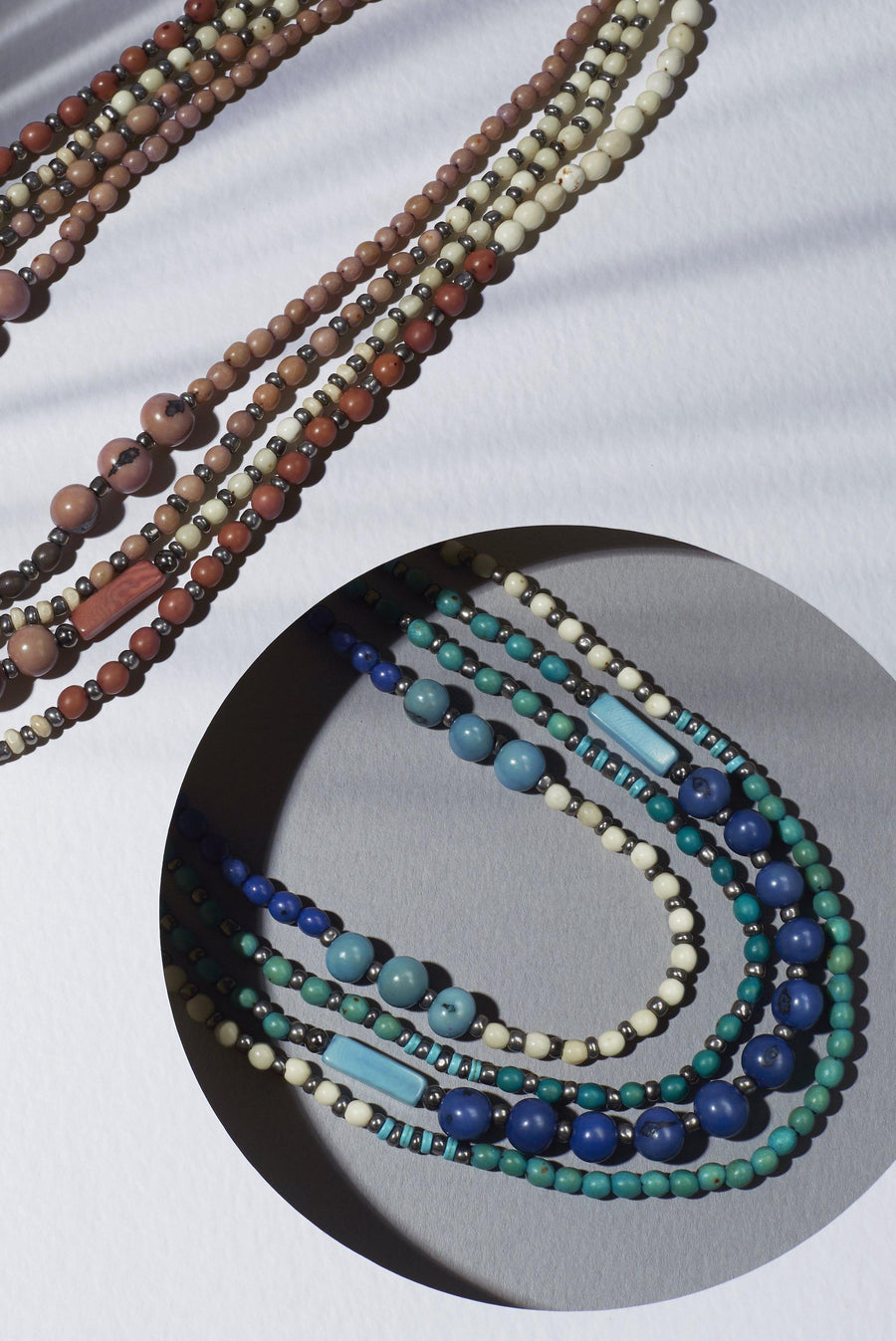 Rebeca Necklace - Faire Collection