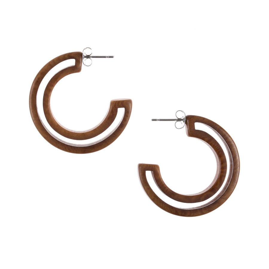 Stella Hoops - Faire Collection