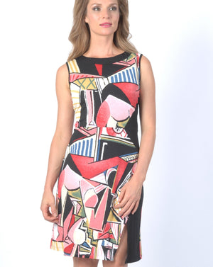 PICASSO Sleeveless dress