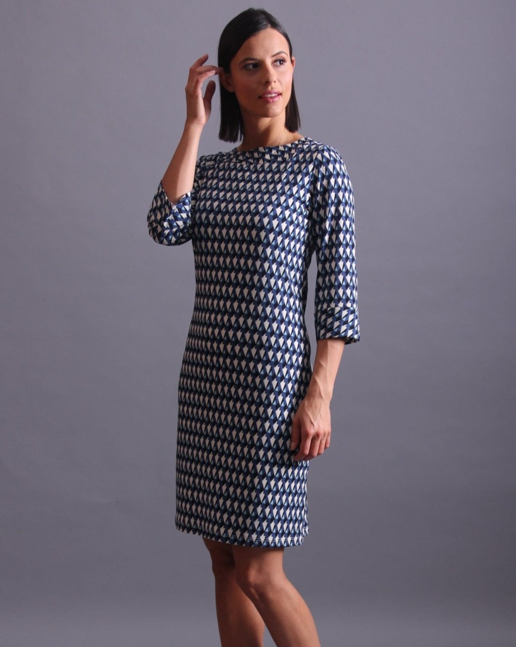 JESSICA Shift Dress   AVAIL SEPT 25