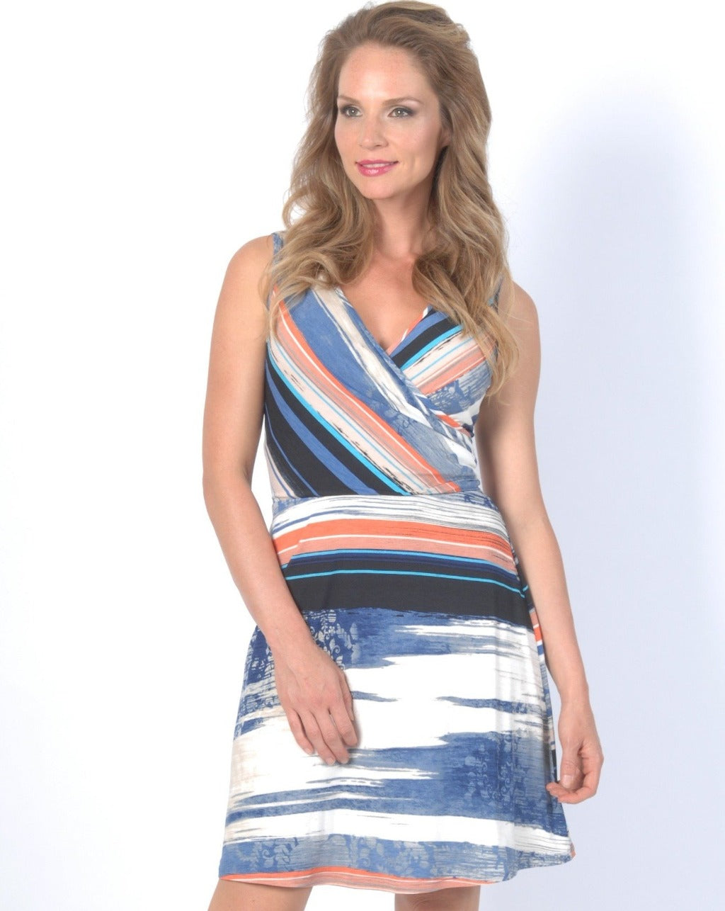 FREE FLOW Sleeveless Dress