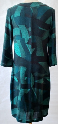 JADE KNIT Shift Dress
