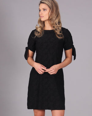 FRENCHIE Lace Shift Dress