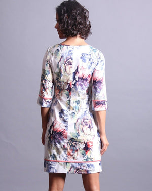 IRIS Shift dress