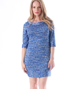 SEAWAVE  Shift Dress