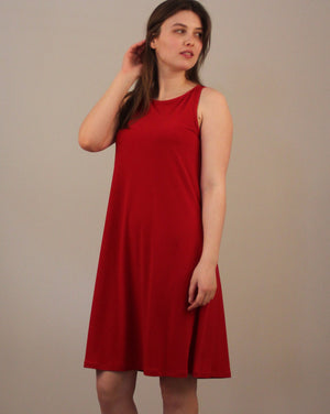 BASIC Aline Dress