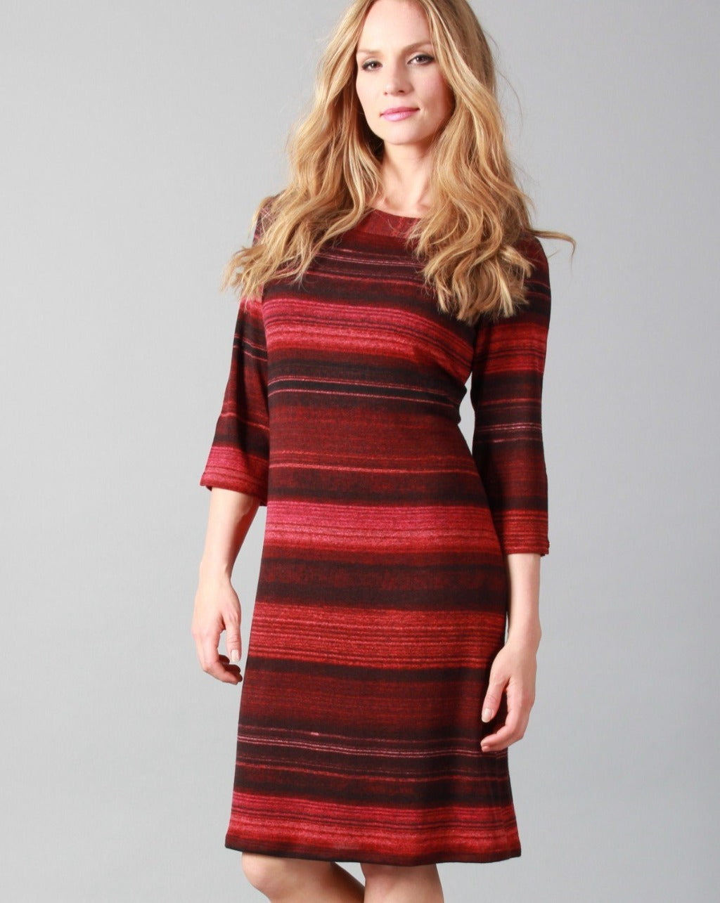 OMBRE Shift Dress