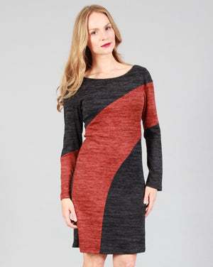HARVEST Shift Dress