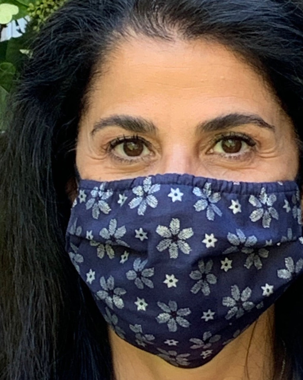 SNOWFLAKE Face Mask Reversible - NEW