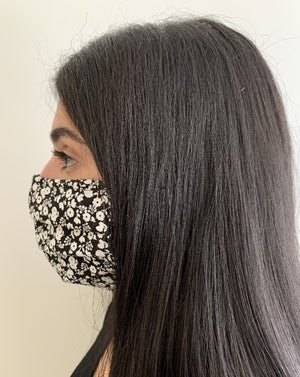 BLOOM  Face Mask Reversible