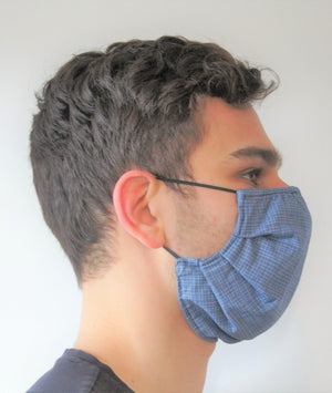 BEACH CLUB Face Mask Reversible