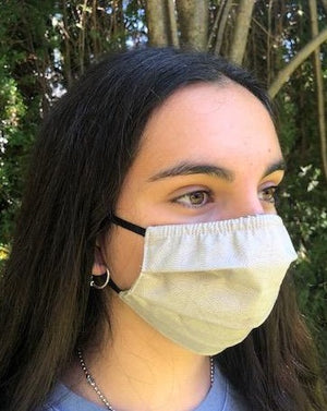 XS - SHABBY CHIC Face Mask Reversible