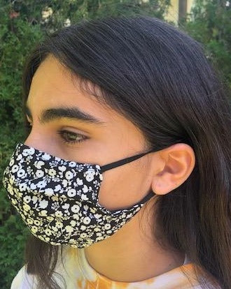 XS - BLOOM Face Mask Reversible