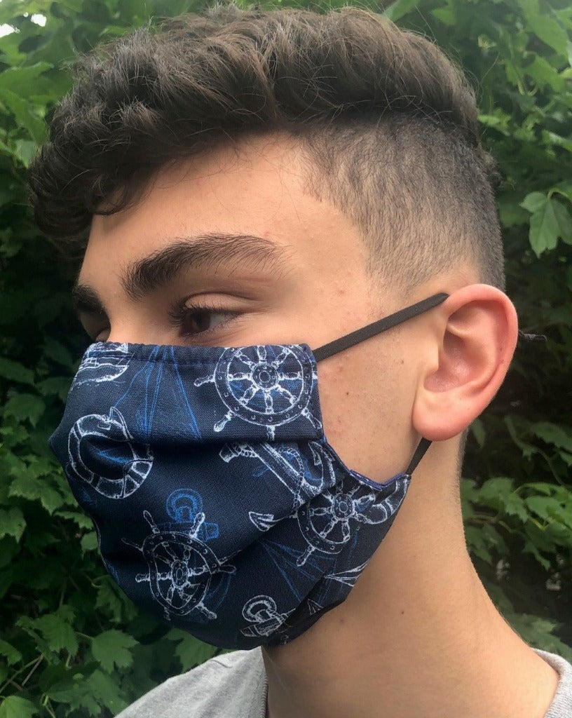 SAILOR Face Mask Reversible - New