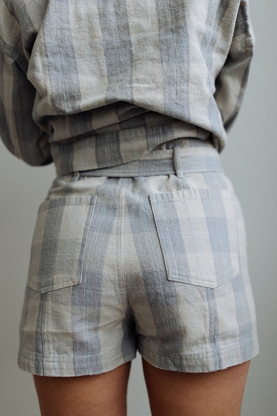 RAD PLAID SHORT