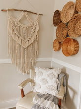 Load image into Gallery viewer, Macrame Wall Hanging by Boho Grl Co. Knoxville