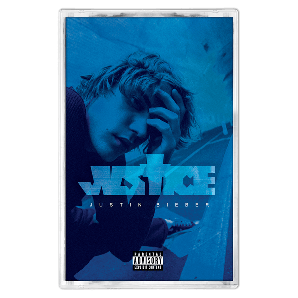 JUSTICE CASSETTE EDITION LIMITEE COVER ALTERNATIVE III