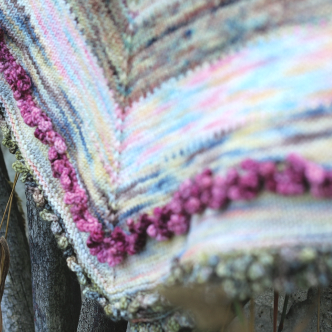 Koigu Paintbox Poncho