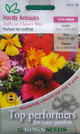 Hardy Annuals Tall Cut Flower Mix