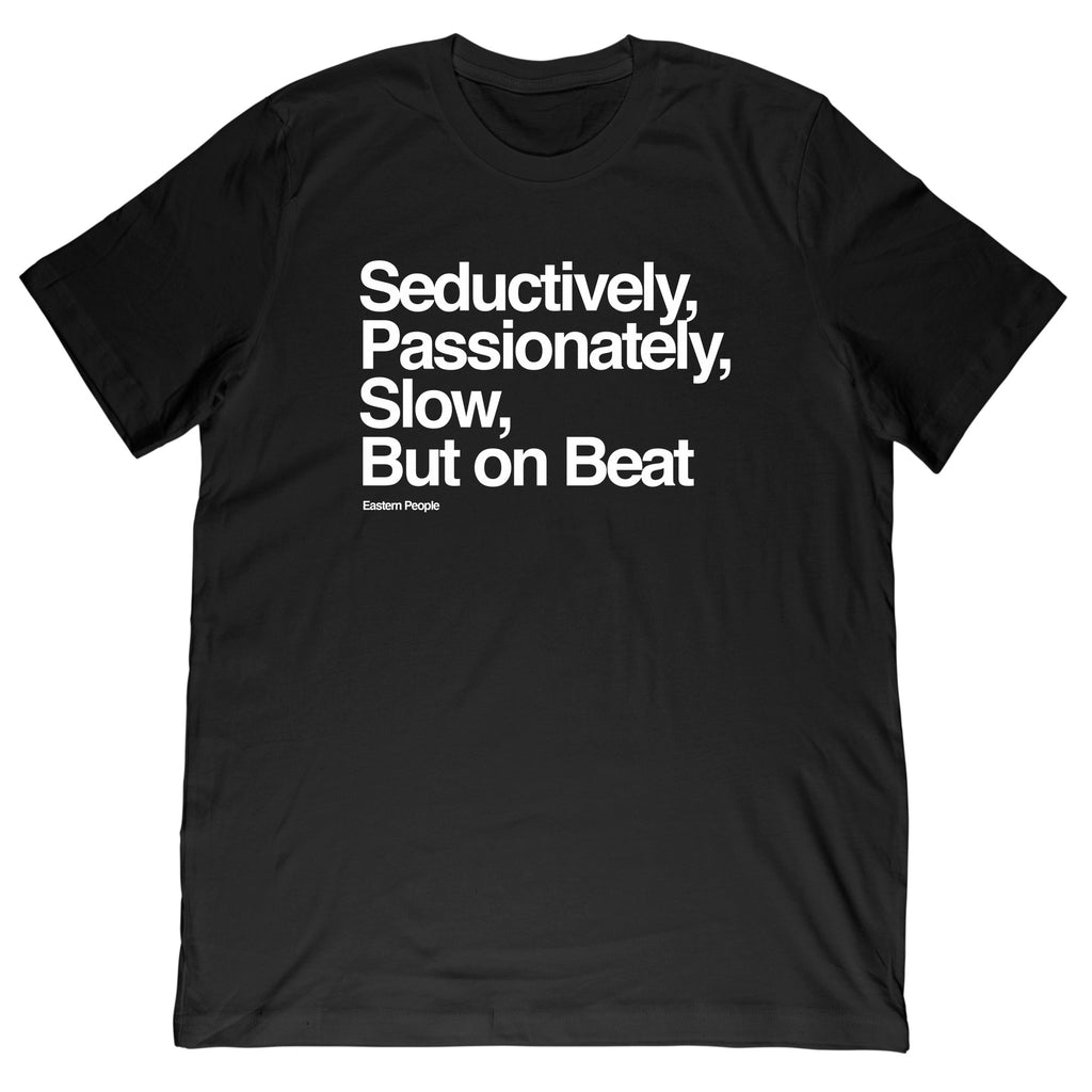 But On Beat Tee