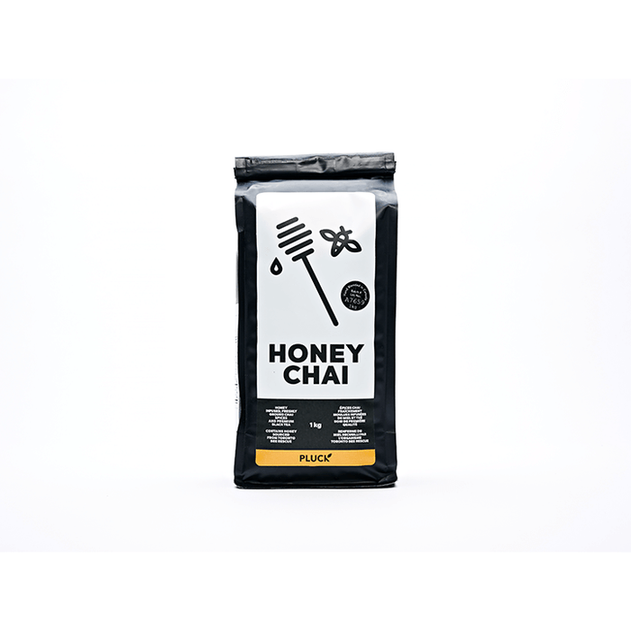 Pluck Honey Chai 1kg Package