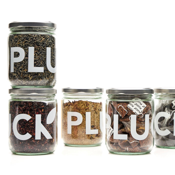 Stackable Tea Storage Jars