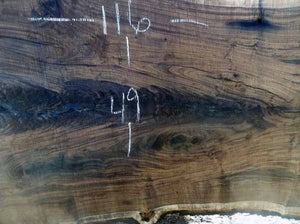 Walnut Slab WALSLB64F