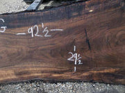 Walnut Slab WALSLB65G