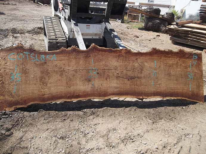 Cottonwood Slab COTSLB5A