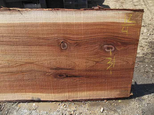 Redwood Slab REDSLB4A