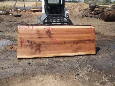 Redwood Slab REDSLB4D