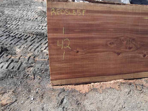 Redwood Slab REDSLB5F