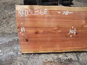 Redwood Slab REDSLB6E