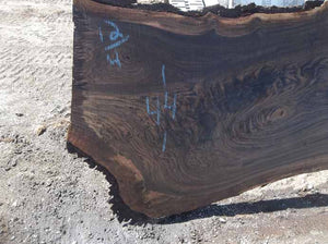 Walnut Slab WALSLB68B