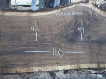 Load image into Gallery viewer, Walnut Slab WALSLB70H