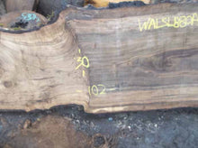 Load image into Gallery viewer, Walnut Slab WALSLB80A
