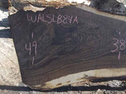 Walnut Slab WALSLB84A