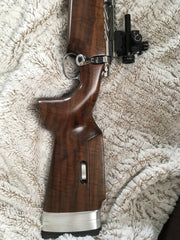 Claro Walnut Shotgun