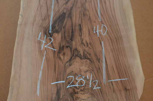 English Walnut Slab WALSLBS102