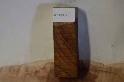 Walnut Turning Blank WALTUR51