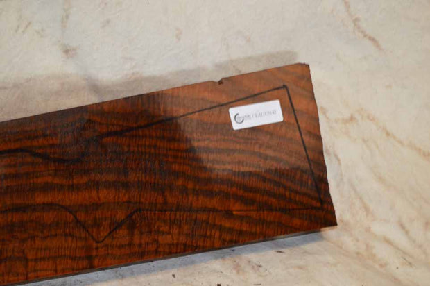 Claro Walnut Gunstock CLAGUN42
