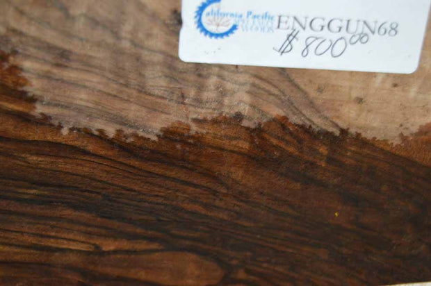 English Walnut Gunstock Blanks ENGGUN68
