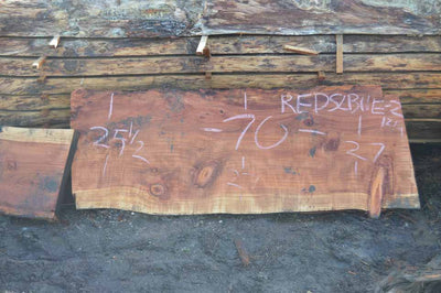 Redwood Slab REDSLB11E-2