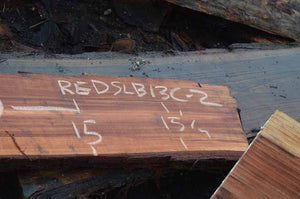 Redwood Slab REDSLB13C-2