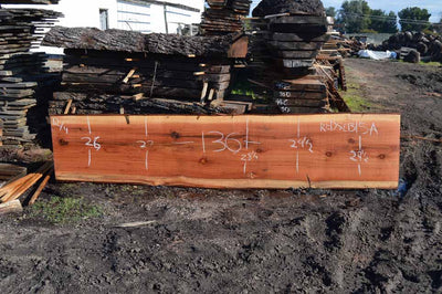 Redwood Slab REDSLB15A