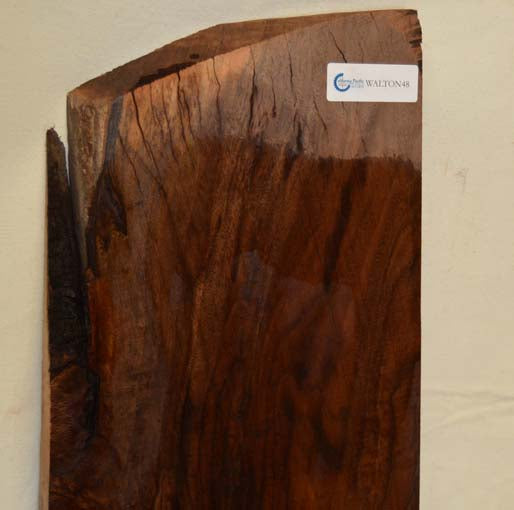 Claro Walnut Billet WALTON48